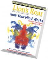 Lion's Roar - March 2017