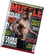 Men's Health Muscle - Nr.2, 2017