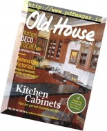 Old House Journal - March-April 2017