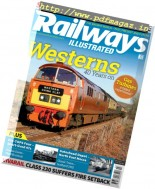 Railways Illustrated - March 2017