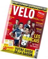 Velo Magazine - Fevrier 2017