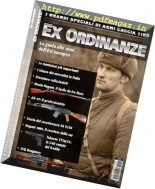 Armi Caccia Tiro - Ex Ordinanze 2013
