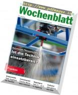 Bayerisches Landwirtschaftliches Wochenblatt - 17 Februar 2017