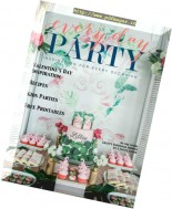 Everyday Party Magazine - Spring 2017