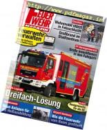 Feuerwehr - Marz 2017