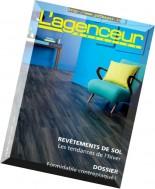 L'Agenceur Magazine - Janvier-Fevrier 2017