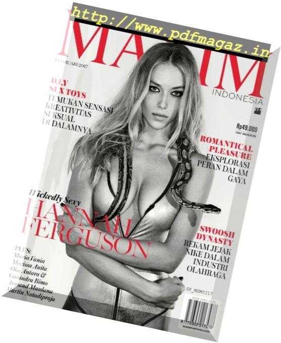Maxim Indonesia - February 2017