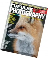 Popular Photography - March-April 2017