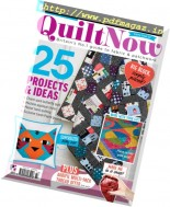Quilt Now - Issue 33, 2017
