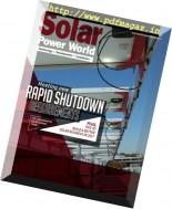 Solar Power World - January 2017