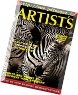 Artists Drawing and Inspiration - Issue 24, 2017