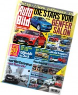 Auto Bild Germany - 10 Februar 2017