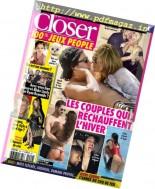 Closer - Hors-Serie Jeux - Fevrier-Mars 2017