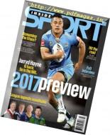 Inside Sport - March 2017