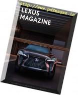 Lexus Magazine - Decembre 2016