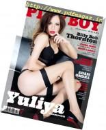 Playboy Czech - Brezen 2017