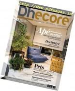 Revista Dhecore - Ed. 12, 2016-2017