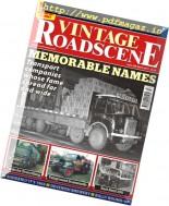 Vintage Roadscene - March 2017