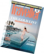 Conde Nast Traveller Middle East - February 2017