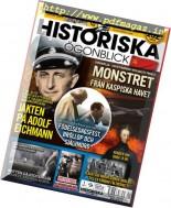 Historiska Ogonblick - Nr.1, 2017
