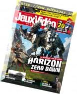 Jeux Video Magazine - Mars 2017