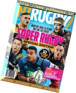 NZ Rugby World - February-March 2017