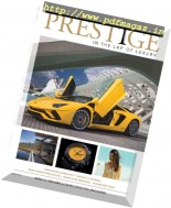 Prestige South Africa - Issue 92, 2017