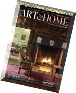 Art & Home - December 2016-January 2017