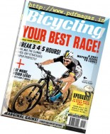 Bicycling South Africa - March 2017
