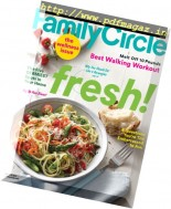 Family Circle - March 2017