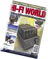 Hi-Fi World - March 2017