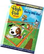 Highlights High Five Bilingue - March 2017