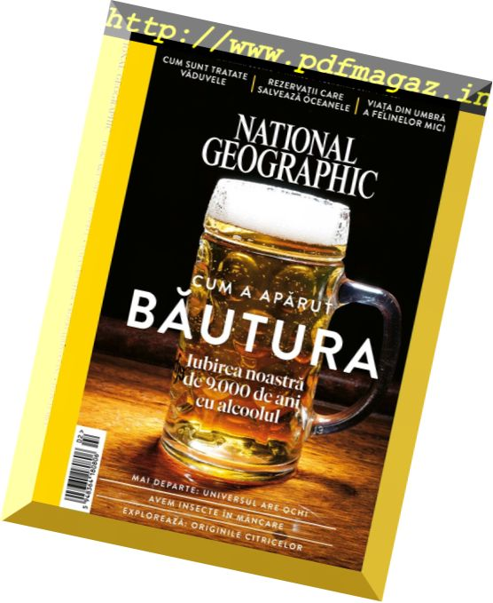 National Geographic Romania – Februarie 2017