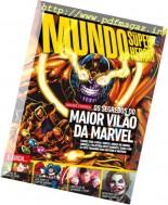 Mundo dos Super-Herois - Fevereiro 2017