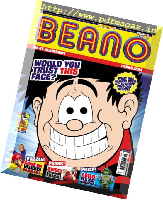 The Beano – 4 March 2017