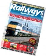 Railways Illustrated - April 2017
