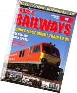 Todays Railways UK - March 2017