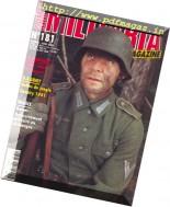 Armes Militaria - N 181, Aout 2000