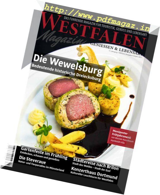 Westfalen Magazin – Fruhjahr 2017