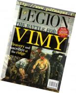 Legion - March-April 2017