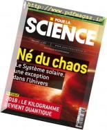 Pour la Science - Mars 2017
