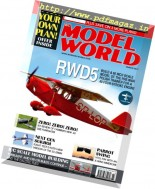 Radio Control Model World - March 2017