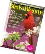 Birds & Blooms - April-May 2017