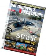 Earthmovers & Excavators - Issue 330, 2017