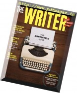 The Writer - April 2017