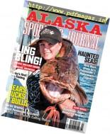 Alaska Sporting Journal - March 2017