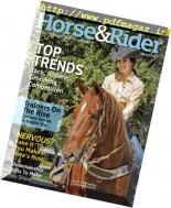 Horse & Rider USA - March 2017