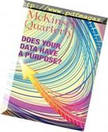McKinsey Quarterly - N 4, 2016