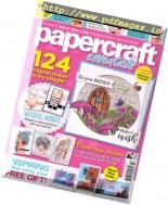 Papercraft Essentials - Issue 143, 2017