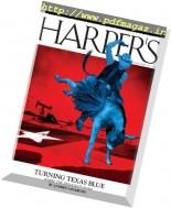 Harper's Magazine - March 2017